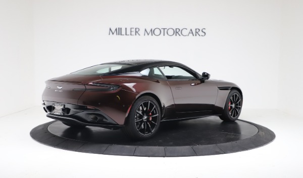 New 2019 Aston Martin DB11 V12 AMR Coupe for sale $263,916 at Aston Martin of Greenwich in Greenwich CT 06830 8