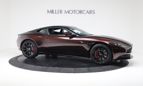 New 2019 Aston Martin DB11 V12 AMR Coupe for sale $263,916 at Aston Martin of Greenwich in Greenwich CT 06830 9