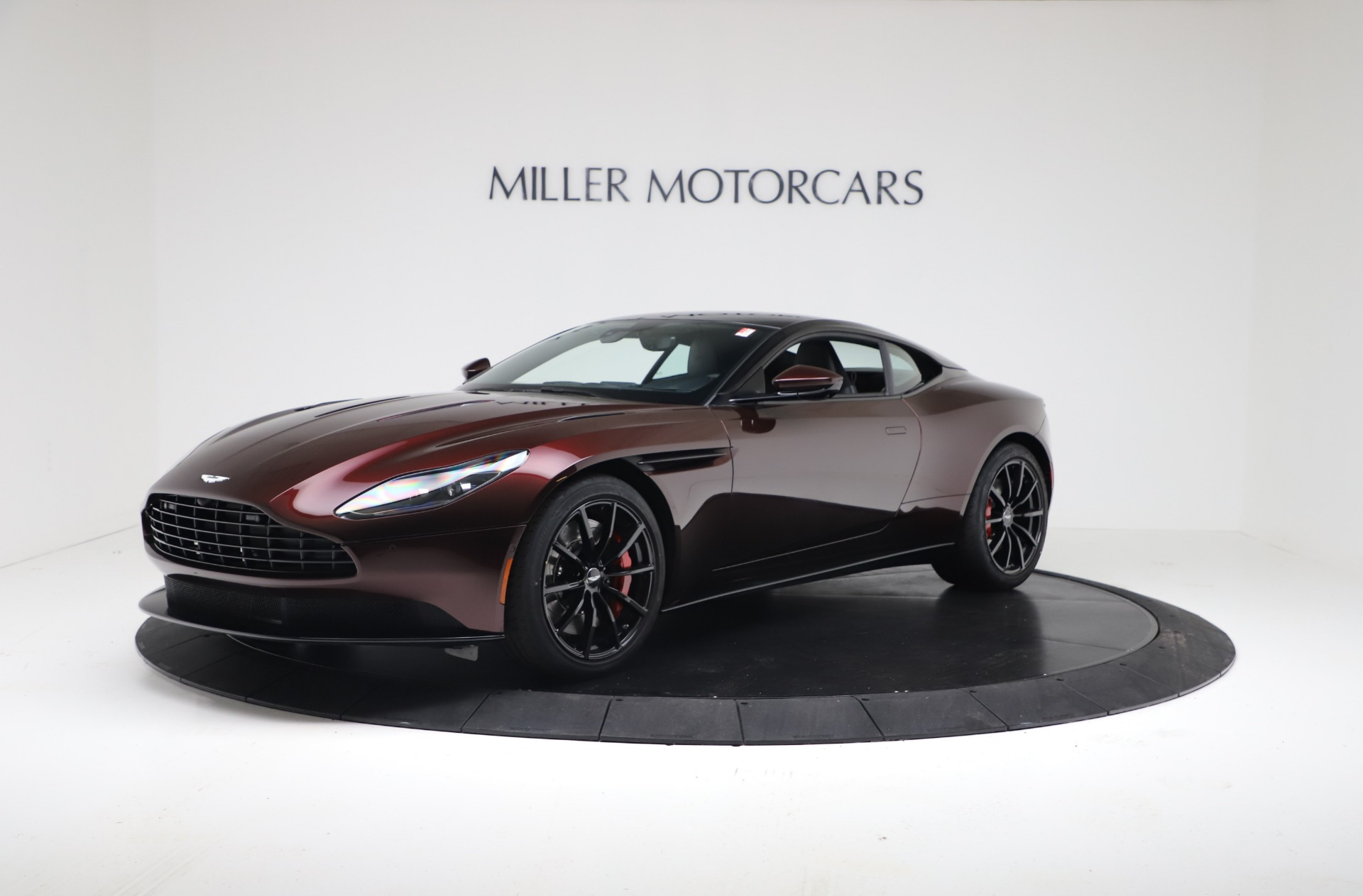 New 2019 Aston Martin DB11 V12 AMR Coupe for sale $263,916 at Aston Martin of Greenwich in Greenwich CT 06830 1