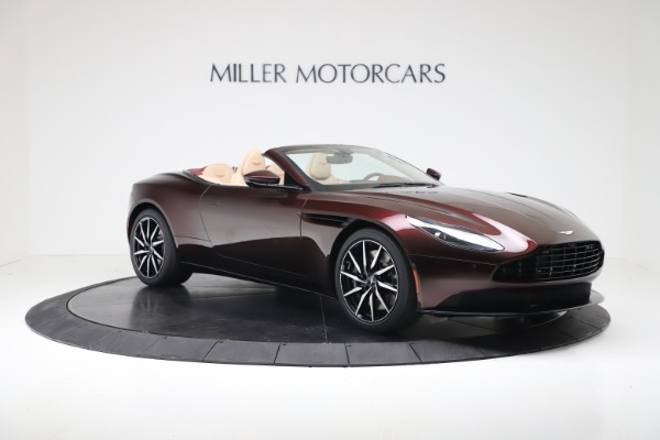 Used 2020 Aston Martin DB11 Volante Convertible for sale $219,900 at Aston Martin of Greenwich in Greenwich CT 06830 10