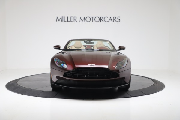 Used 2020 Aston Martin DB11 Volante for sale Sold at Aston Martin of Greenwich in Greenwich CT 06830 11