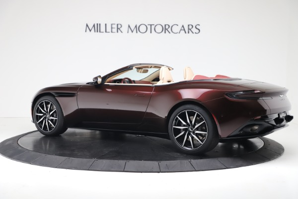 Used 2020 Aston Martin DB11 Volante for sale Sold at Aston Martin of Greenwich in Greenwich CT 06830 12