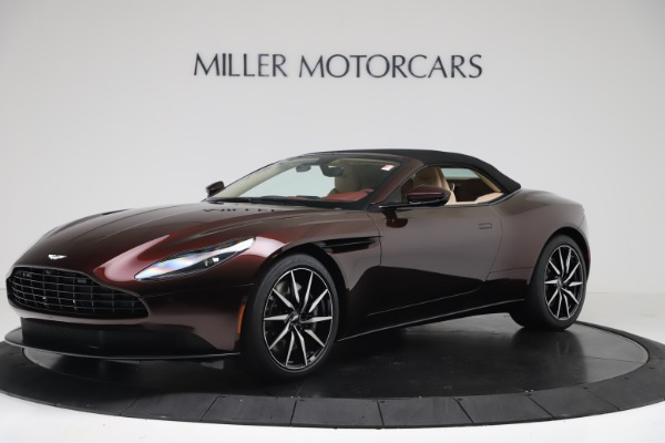 Used 2020 Aston Martin DB11 Volante for sale Sold at Aston Martin of Greenwich in Greenwich CT 06830 14