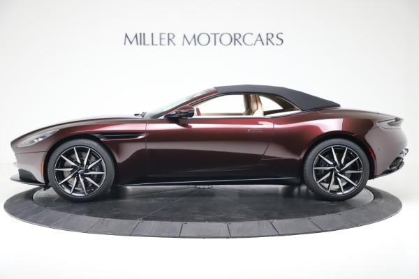 Used 2020 Aston Martin DB11 Volante Convertible for sale $223,900 at Aston Martin of Greenwich in Greenwich CT 06830 15
