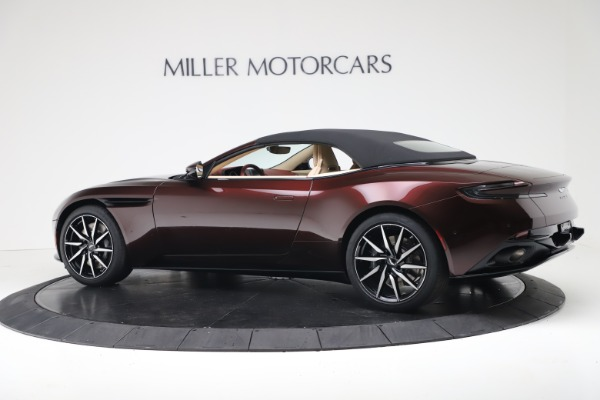 Used 2020 Aston Martin DB11 Volante for sale Sold at Aston Martin of Greenwich in Greenwich CT 06830 16