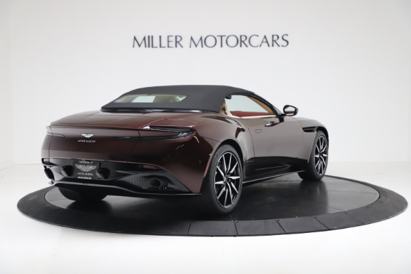 Used 2020 Aston Martin DB11 Volante for sale Sold at Aston Martin of Greenwich in Greenwich CT 06830 17