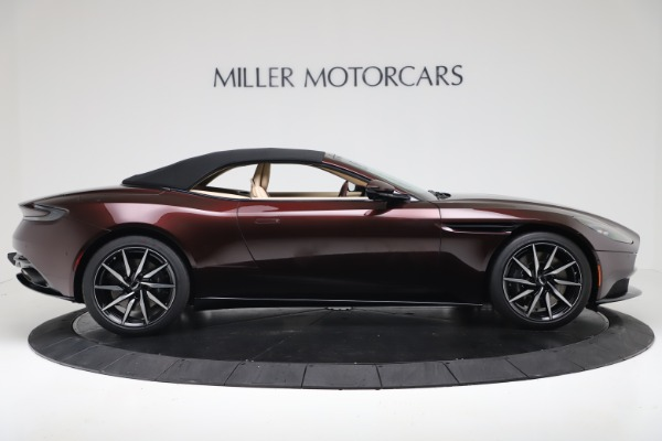 Used 2020 Aston Martin DB11 Volante for sale Sold at Aston Martin of Greenwich in Greenwich CT 06830 18