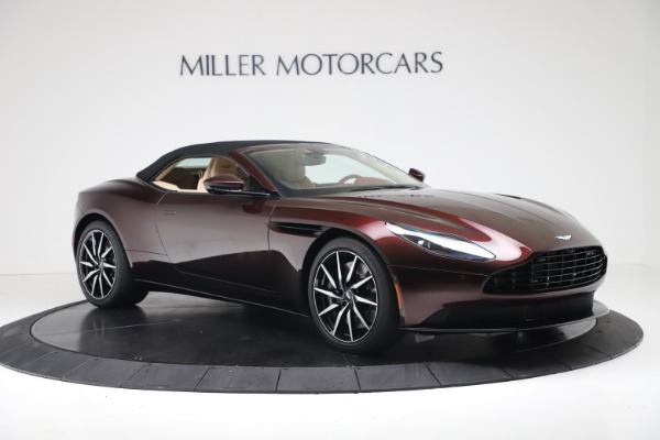 Used 2020 Aston Martin DB11 Volante Convertible for sale $219,900 at Aston Martin of Greenwich in Greenwich CT 06830 19