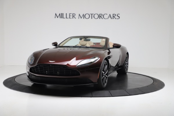 Used 2020 Aston Martin DB11 Volante for sale Sold at Aston Martin of Greenwich in Greenwich CT 06830 2