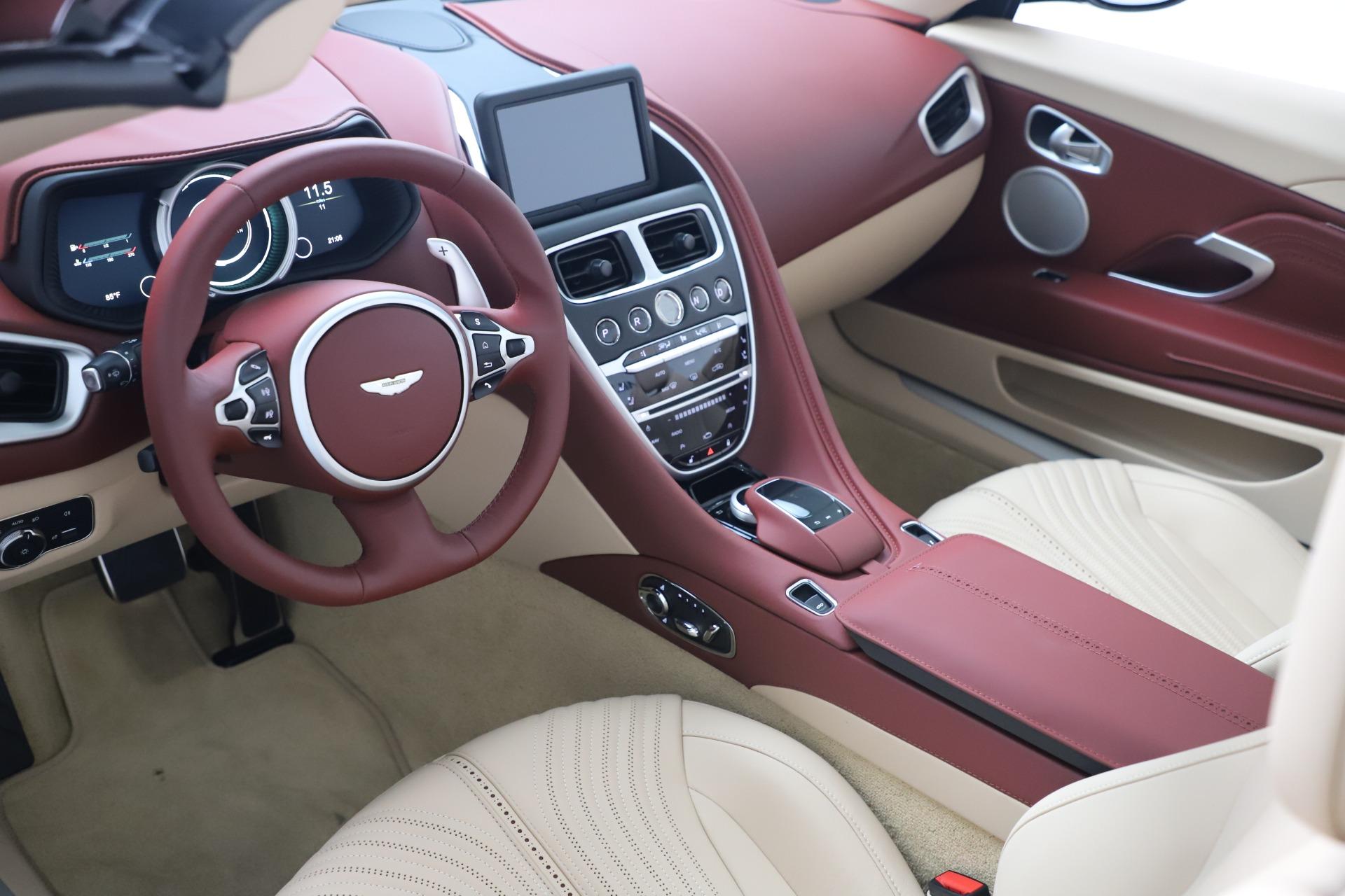Pre Owned 2020 Aston Martin Db11 Volante Convertible For Sale 217 900 Aston Martin Of Greenwich Stock 7905