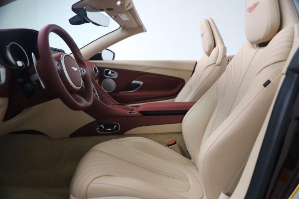 Used 2020 Aston Martin DB11 Volante Convertible for sale $223,900 at Aston Martin of Greenwich in Greenwich CT 06830 21