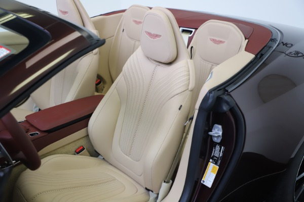 Used 2020 Aston Martin DB11 Volante for sale Sold at Aston Martin of Greenwich in Greenwich CT 06830 23