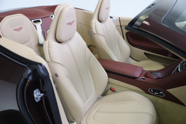 Used 2020 Aston Martin DB11 Volante for sale Sold at Aston Martin of Greenwich in Greenwich CT 06830 26