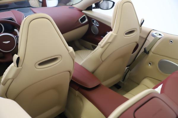 Used 2020 Aston Martin DB11 Volante Convertible for sale $223,900 at Aston Martin of Greenwich in Greenwich CT 06830 27