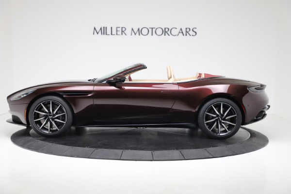 Used 2020 Aston Martin DB11 Volante Convertible for sale $219,900 at Aston Martin of Greenwich in Greenwich CT 06830 3