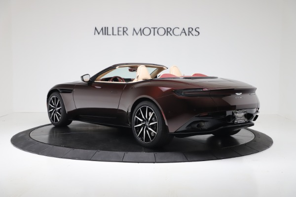 Used 2020 Aston Martin DB11 Volante Convertible for sale $219,900 at Aston Martin of Greenwich in Greenwich CT 06830 4
