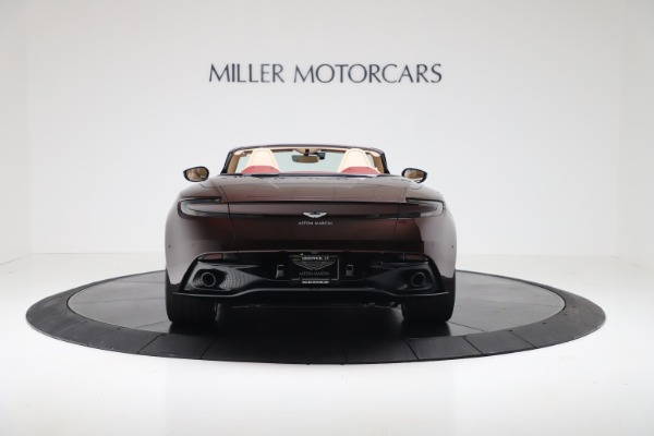 Used 2020 Aston Martin DB11 Volante for sale Sold at Aston Martin of Greenwich in Greenwich CT 06830 5