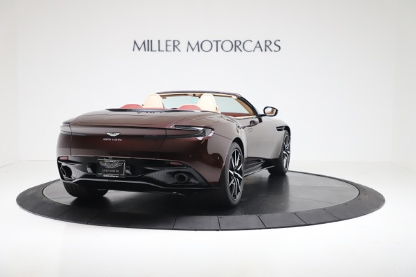 Used 2020 Aston Martin DB11 Volante for sale Sold at Aston Martin of Greenwich in Greenwich CT 06830 6