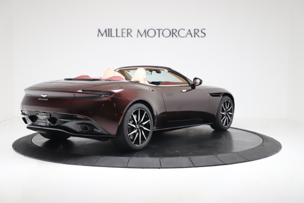 Used 2020 Aston Martin DB11 Volante Convertible for sale $219,900 at Aston Martin of Greenwich in Greenwich CT 06830 7