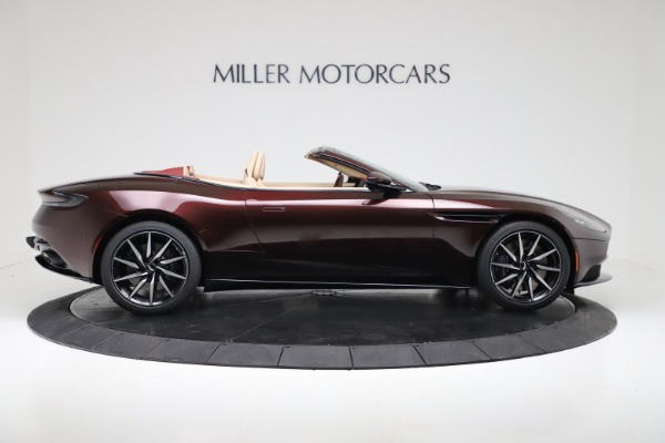 Used 2020 Aston Martin DB11 Volante for sale Sold at Aston Martin of Greenwich in Greenwich CT 06830 8