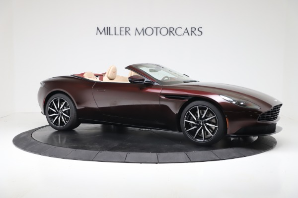 Used 2020 Aston Martin DB11 Volante for sale Sold at Aston Martin of Greenwich in Greenwich CT 06830 9