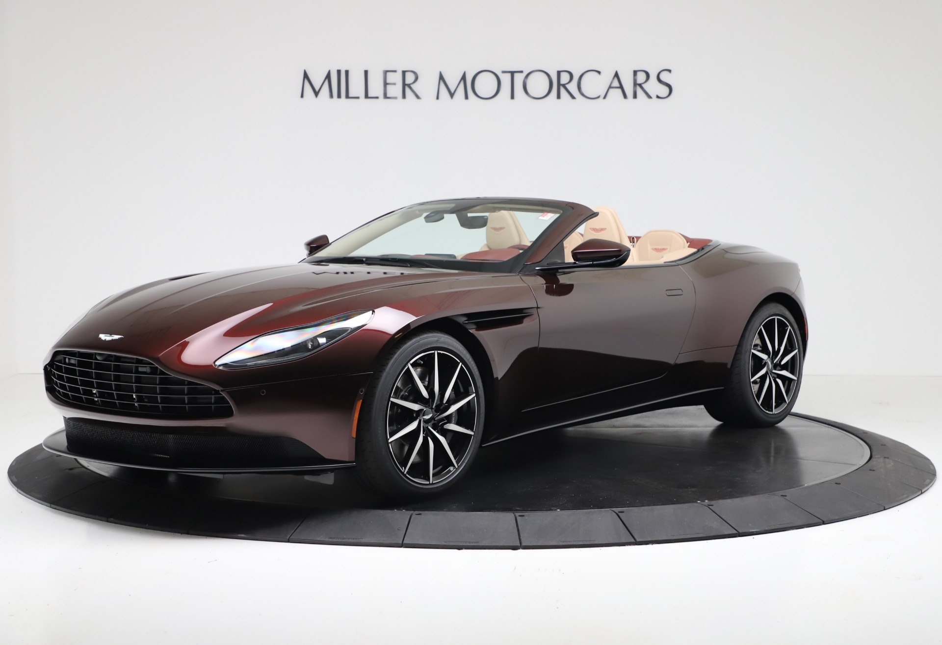 Used 2020 Aston Martin DB11 Volante for sale Sold at Aston Martin of Greenwich in Greenwich CT 06830 1