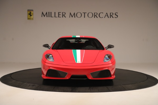 Used 2008 Ferrari F430 Scuderia for sale Sold at Aston Martin of Greenwich in Greenwich CT 06830 12
