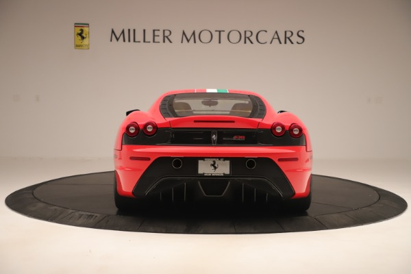 Used 2008 Ferrari F430 Scuderia for sale Sold at Aston Martin of Greenwich in Greenwich CT 06830 6
