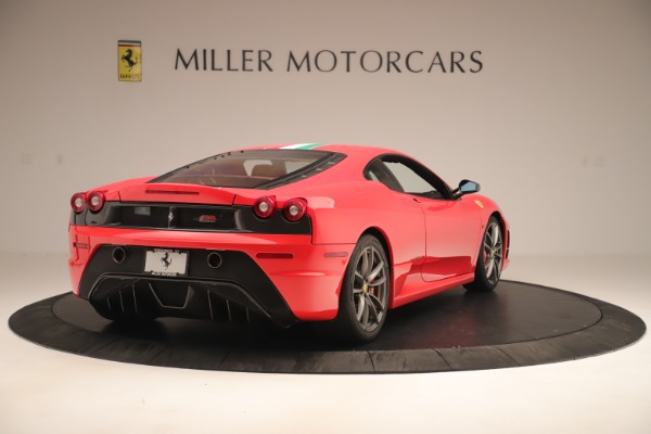 Used 2008 Ferrari F430 Scuderia for sale Sold at Aston Martin of Greenwich in Greenwich CT 06830 7