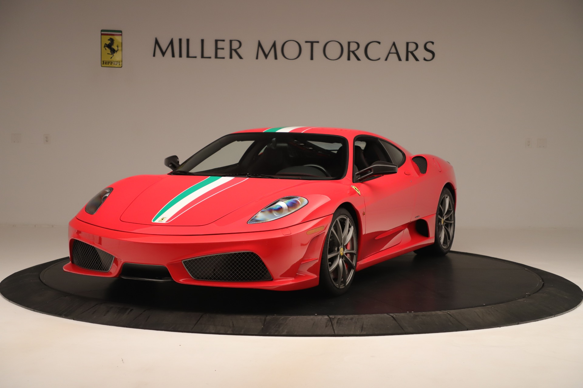 Used 2008 Ferrari F430 Scuderia for sale Sold at Aston Martin of Greenwich in Greenwich CT 06830 1