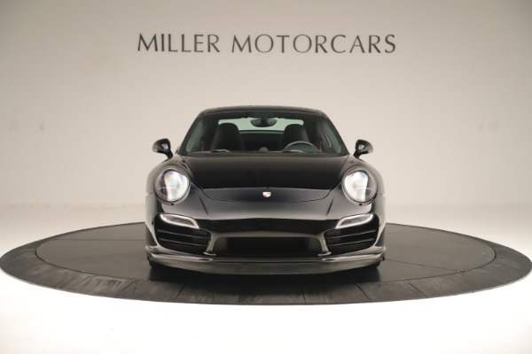 Used 2014 Porsche 911 Turbo for sale Sold at Aston Martin of Greenwich in Greenwich CT 06830 12