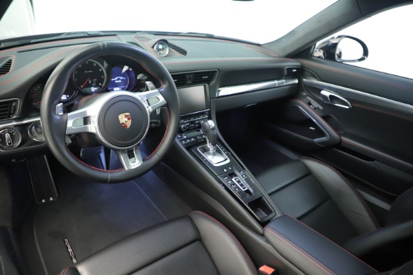 Used 2014 Porsche 911 Turbo for sale Sold at Aston Martin of Greenwich in Greenwich CT 06830 14