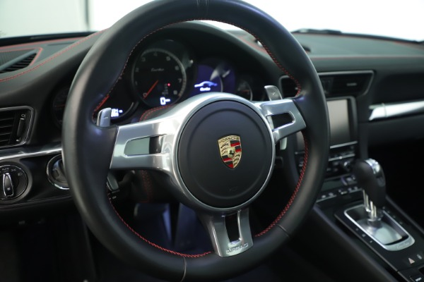 Used 2014 Porsche 911 Turbo for sale Sold at Aston Martin of Greenwich in Greenwich CT 06830 26