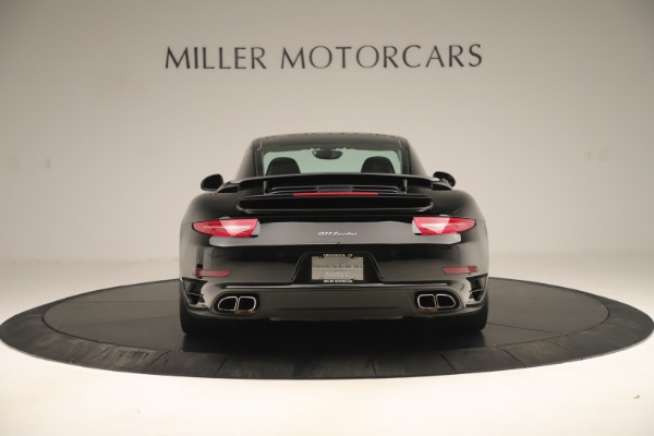Used 2014 Porsche 911 Turbo for sale Sold at Aston Martin of Greenwich in Greenwich CT 06830 6