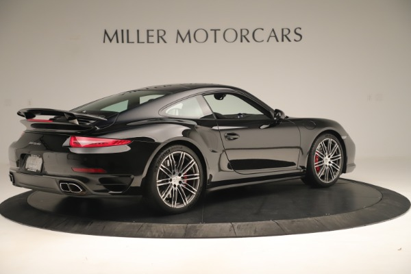 Used 2014 Porsche 911 Turbo for sale Sold at Aston Martin of Greenwich in Greenwich CT 06830 8