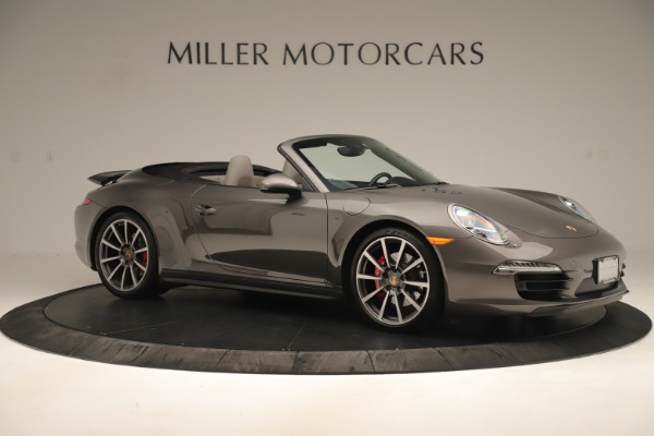Used 2015 Porsche 911 Carrera 4S for sale Sold at Aston Martin of Greenwich in Greenwich CT 06830 10
