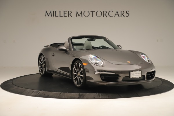 Used 2015 Porsche 911 Carrera 4S for sale Sold at Aston Martin of Greenwich in Greenwich CT 06830 11