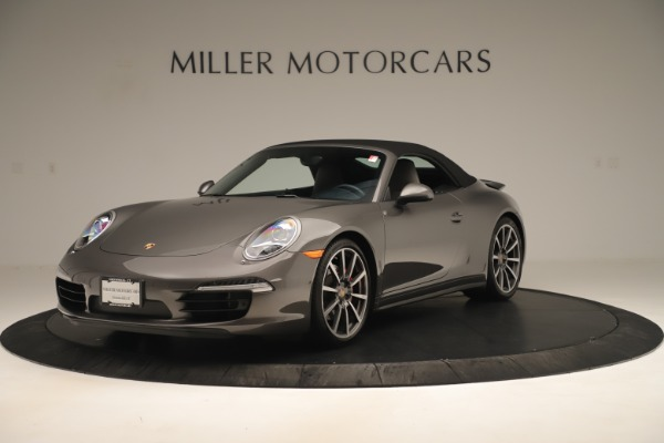Used 2015 Porsche 911 Carrera 4S for sale Sold at Aston Martin of Greenwich in Greenwich CT 06830 12