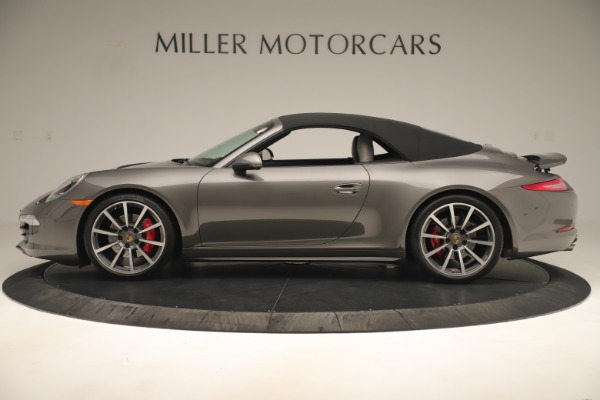 Used 2015 Porsche 911 Carrera 4S for sale Sold at Aston Martin of Greenwich in Greenwich CT 06830 13