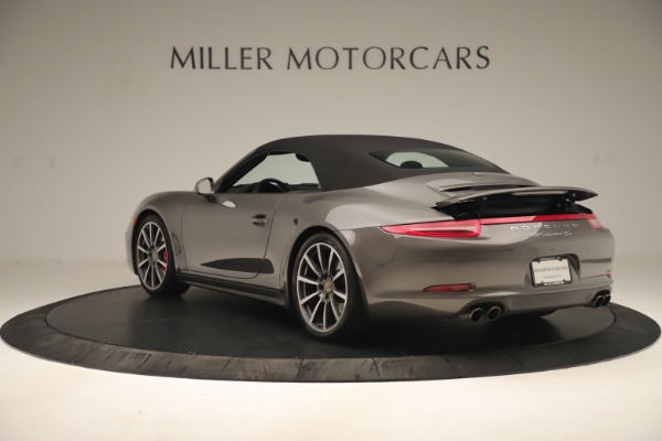 Used 2015 Porsche 911 Carrera 4S for sale Sold at Aston Martin of Greenwich in Greenwich CT 06830 14