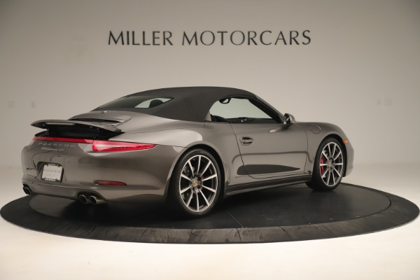 Used 2015 Porsche 911 Carrera 4S for sale Sold at Aston Martin of Greenwich in Greenwich CT 06830 15