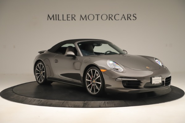 Used 2015 Porsche 911 Carrera 4S for sale Sold at Aston Martin of Greenwich in Greenwich CT 06830 17