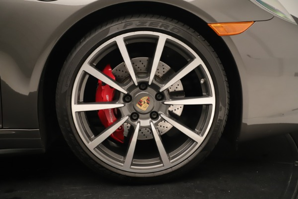Used 2015 Porsche 911 Carrera 4S for sale Sold at Aston Martin of Greenwich in Greenwich CT 06830 18