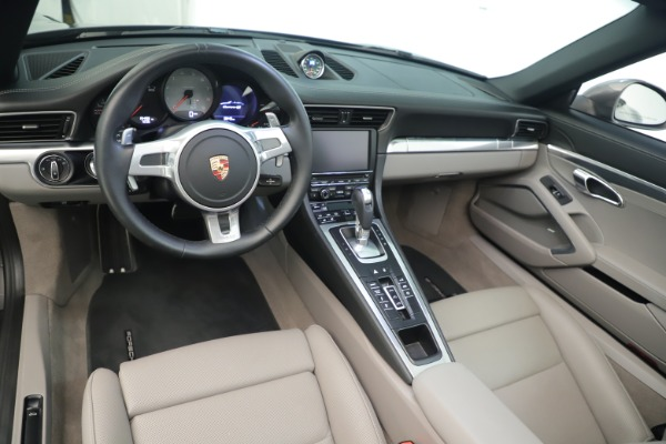 Used 2015 Porsche 911 Carrera 4S for sale Sold at Aston Martin of Greenwich in Greenwich CT 06830 19