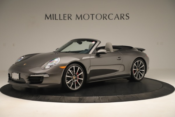 Used 2015 Porsche 911 Carrera 4S for sale Sold at Aston Martin of Greenwich in Greenwich CT 06830 2
