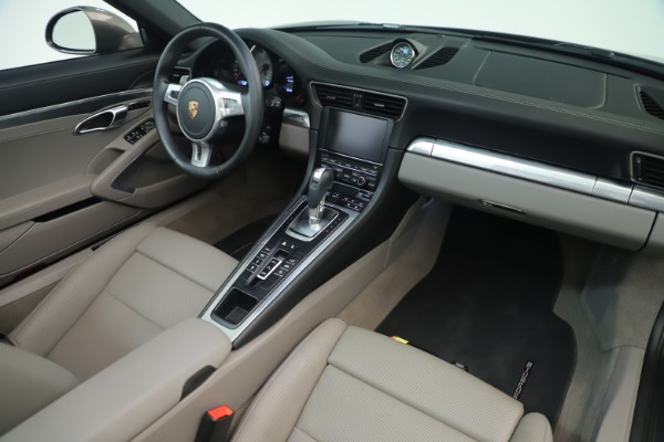 Used 2015 Porsche 911 Carrera 4S for sale Sold at Aston Martin of Greenwich in Greenwich CT 06830 24