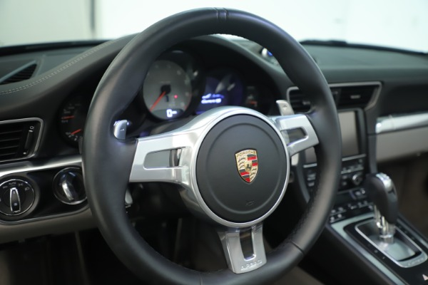 Used 2015 Porsche 911 Carrera 4S for sale Sold at Aston Martin of Greenwich in Greenwich CT 06830 28