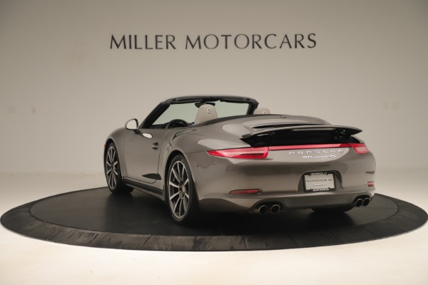 Used 2015 Porsche 911 Carrera 4S for sale Sold at Aston Martin of Greenwich in Greenwich CT 06830 5