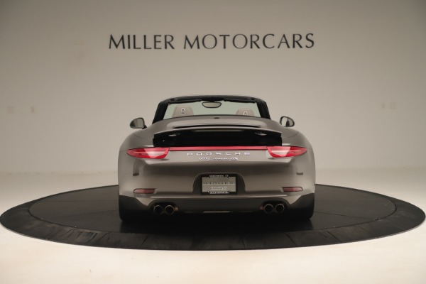 Used 2015 Porsche 911 Carrera 4S for sale Sold at Aston Martin of Greenwich in Greenwich CT 06830 6
