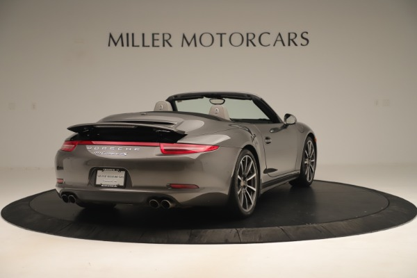 Used 2015 Porsche 911 Carrera 4S for sale Sold at Aston Martin of Greenwich in Greenwich CT 06830 7